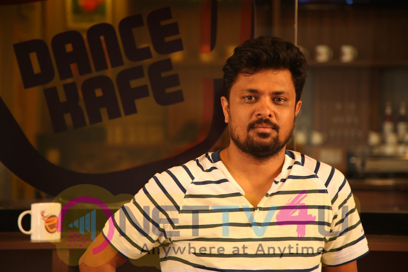 Choreographer Sheriff Moideen Exclusive Interview Images Tamil Gallery
