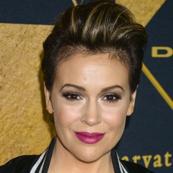 Alyssa Milano English Actress