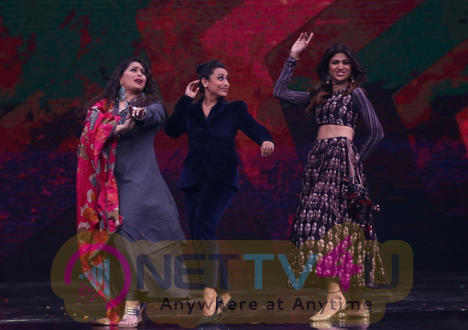 Rani Mukerji Team Cid Film Hate Story 4 On Super Dancer
