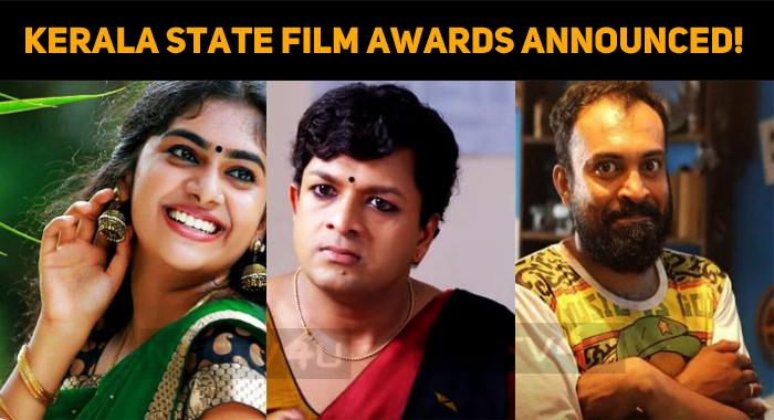 Kerala State Film Awards List Is Here Nettv4u