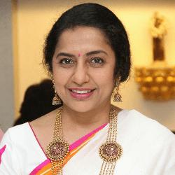 Suhasini Maniratnam Tamil Actress