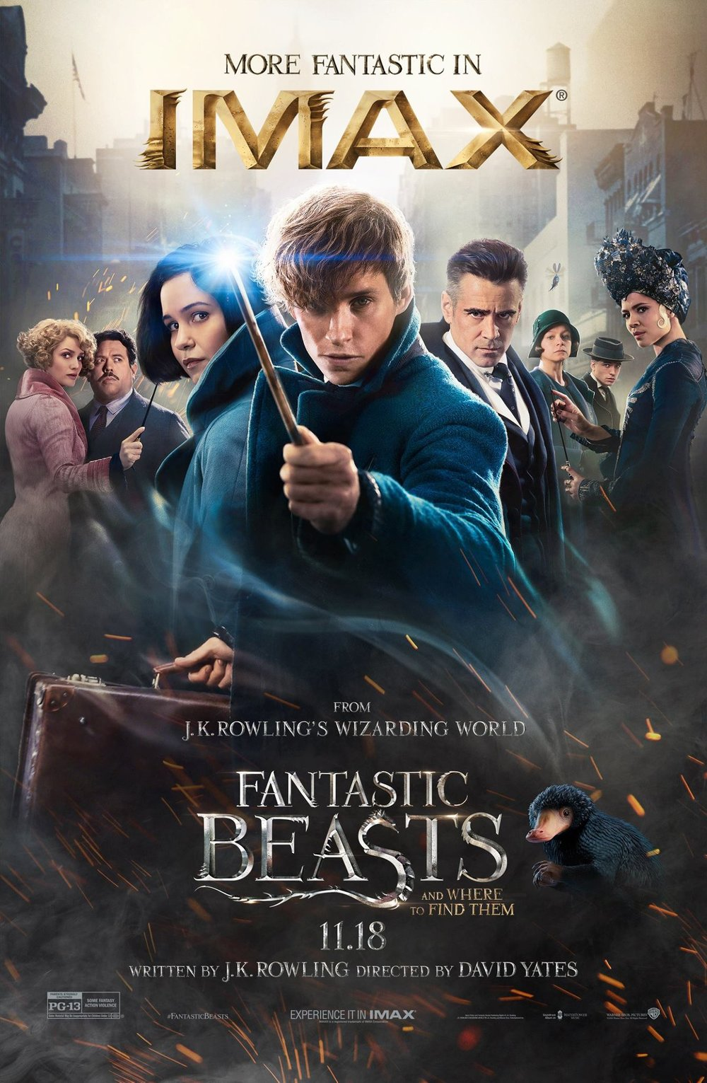 Fantastic Beasts And Where To Find Them 2 Movie Review