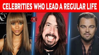 Top 10 Celebrities Who Lead A Regular Life