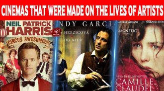 Top 10 Cinemas That Were Made On The Lives Of Artists