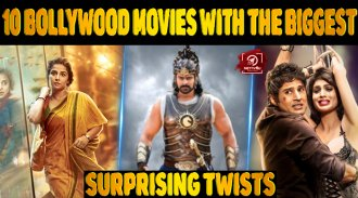 Top 10 Bollywood Movies With The Biggest Surprising Twists