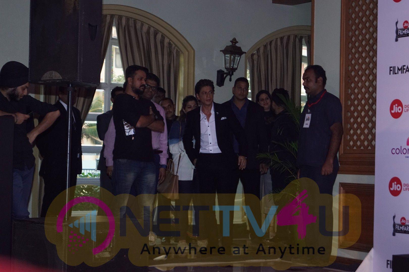 63rd Jio Filmfare Awards 2018 Press Conference With Shah Rukh Khan Stills Hindi Gallery