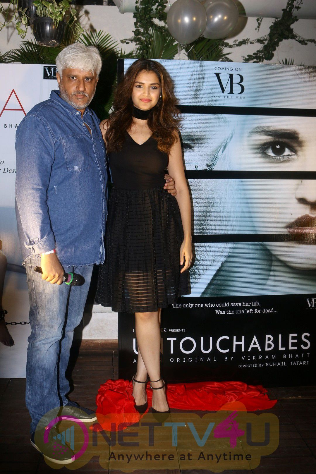 Launch Of VB On Web With Vikram Bhatt & Many Others Photos Hindi Gallery