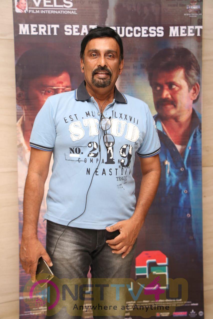 LKG Movie Success Meet Photos Tamil Gallery