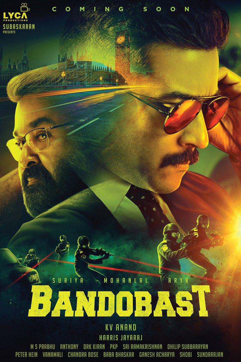 Bandobast Movie Review