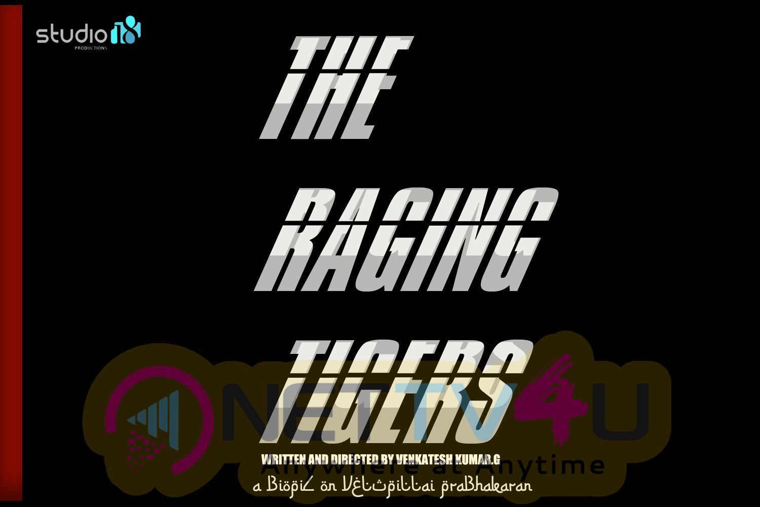 The Raging Tigers Movie Poster  Tamil Gallery