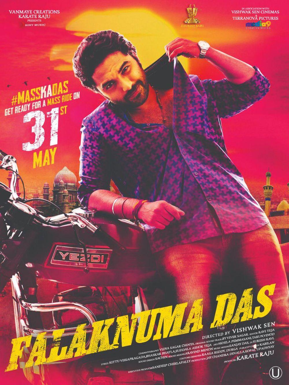 Falaknuma Das Movie Review
