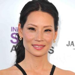 Lucy Liu English Actress