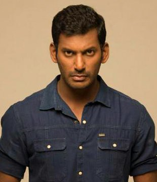 Vishal Reddy Tamil Actor