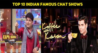Top 10 Indian Famous Chat Shows