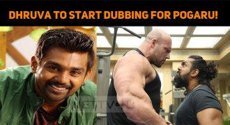Dhruva Sarja To Start Dubbing For Pogaru!
