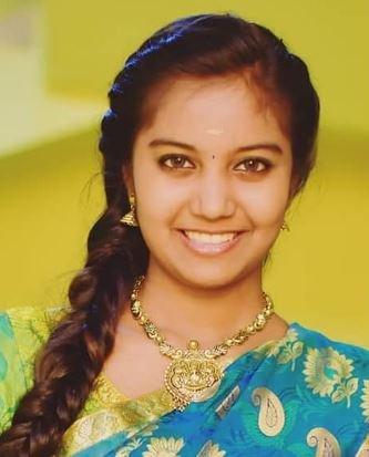 Priya Foxie Tamil Actress