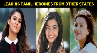 Leading Tamil Heroines In 2021 Who Are From Other States