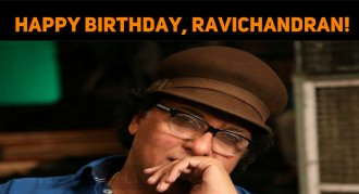 Happy Birthday, Crazy Star Ravichandran!
