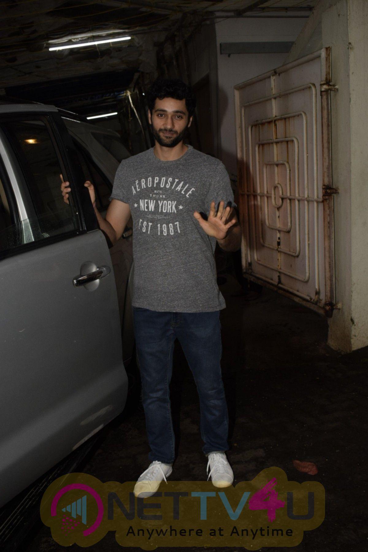 Shahid Kapoor And Utkarsh Sharma Came To Sunny Super Sound Hindi Gallery