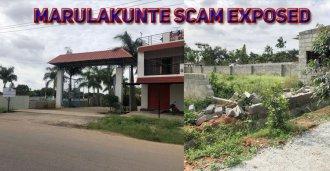 Shocking Marulakunte Scam !