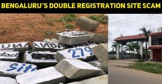 Double Registration Site Scams Gain Spotlight In Bengaluru - Marulakunte