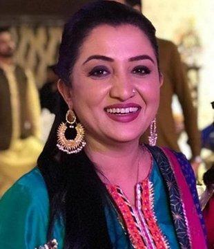 Nadia Afgan Hindi Actress
