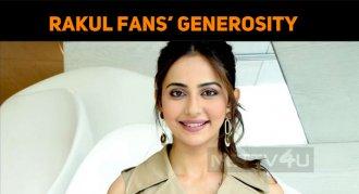 Rakul Preet Singh's Fans Did An Excellent Job!