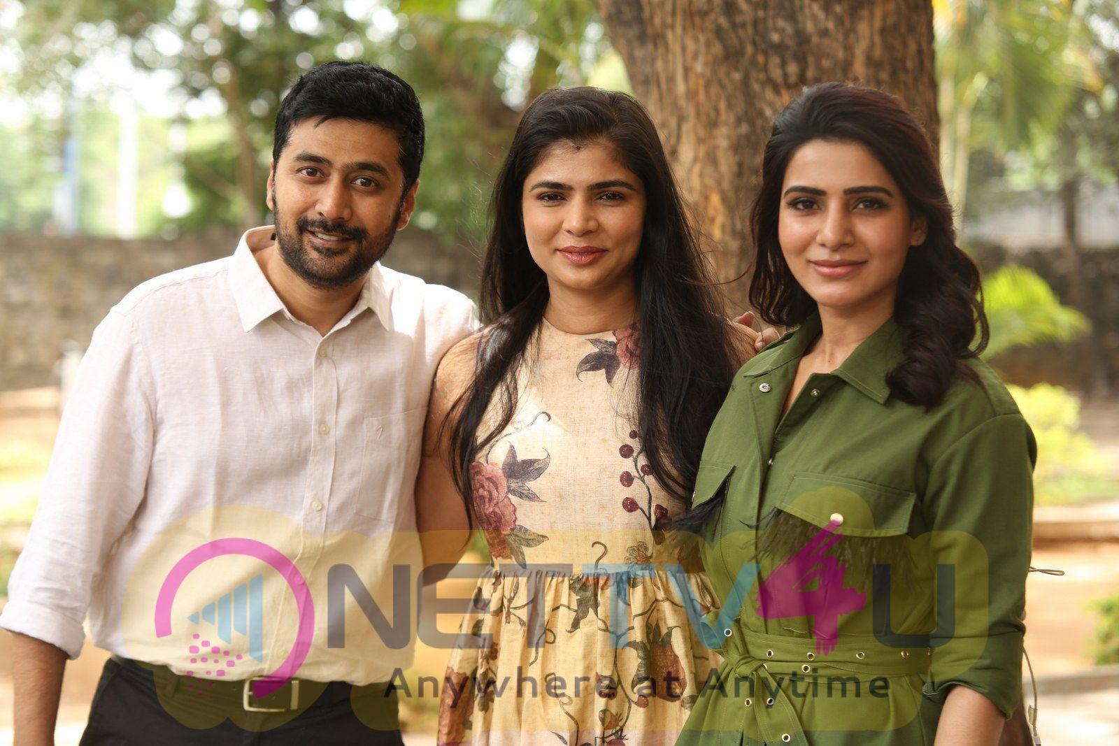 Chi La Sow Movie Press Meet Photos  Telugu Gallery