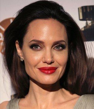 Angelina Jolie English Actress