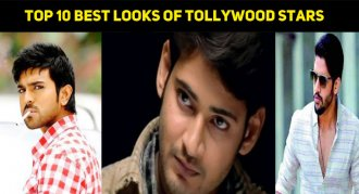 Top 10 Best Looks Of Tollywood Stars