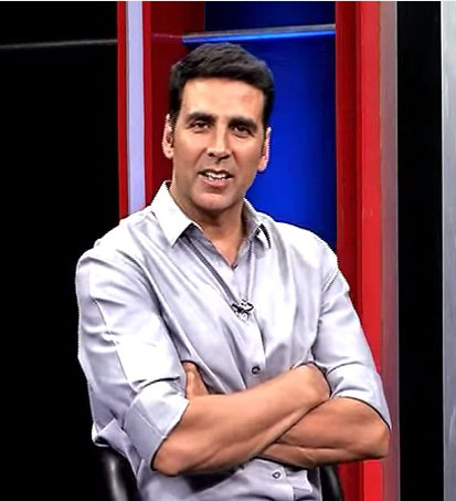 Akshay Kumar Hindi Actor