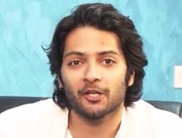 Ali Fazal Hindi Actor