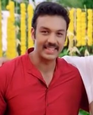 Amit Bhargav Tamil Actor