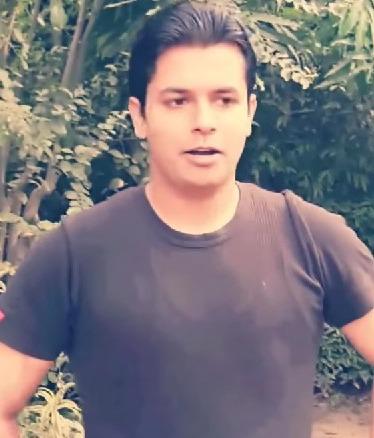 Anubhav Srivastava Hindi Actor