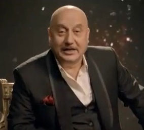 Anupam Kher Hindi Actor
