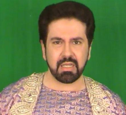 Arbaaz Ali Khan Hindi Actor