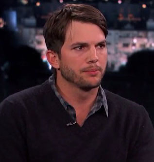 Ashton Kutcher English Actor