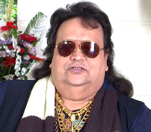 Bappi Lahiri Hindi Actor