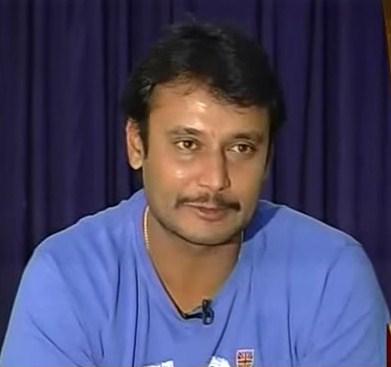 Darshan Thoogudeepa Kannada Actor