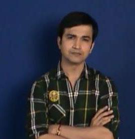 Dev Keswani Hindi Actor