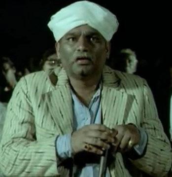 Harish Patel Hindi Actor