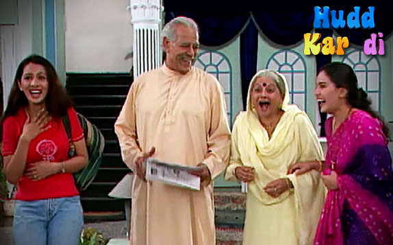 Hindi Tv Serial Hudd Kar Di Synopsis Aired On ZEE TV Channel