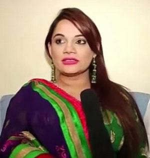 Kanika Maheshwari Hindi Actress