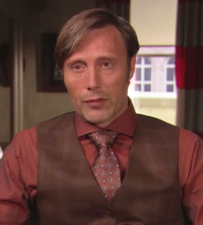 Mads Mikkelsen English Actor