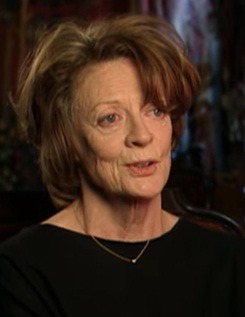 Maggie Smith English Actress
