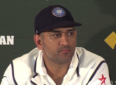 Mahendra Singh Dhoni Hindi Actor
