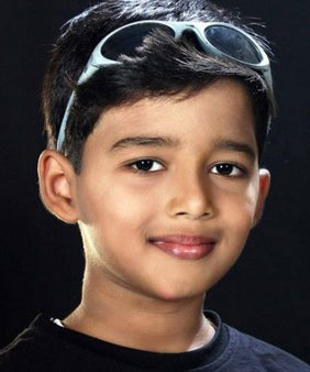 Master Sanjith Tamil Actor