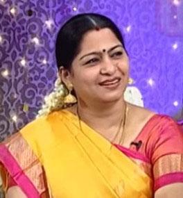 Meera Krishnan Tamil Actress
