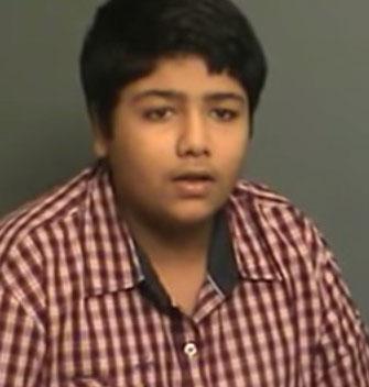 Miraj Joshi Hindi Actor