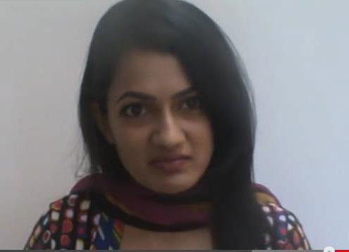 Niketa Agrawal Hindi Actress